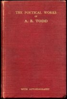 The poetical works of A.B.Todd
